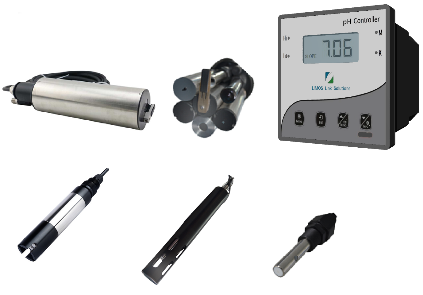 ECOS™ Water Quality Analysers and Sensors
