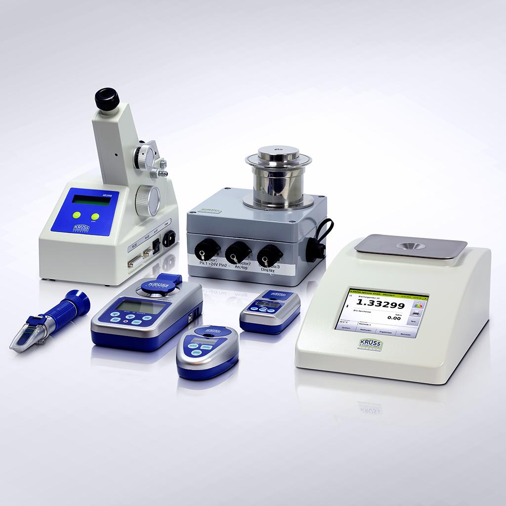 Kruss Refractometers
