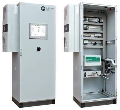 Biogas Analyser